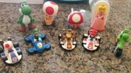 Miniaturas Minion's + Super Mário!