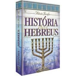 Livro História dos Hebreus (novissimo)