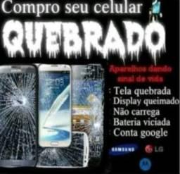 Compro celular