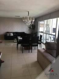 Ed. Absolutto, Apartamento com 158M, 03 SUÍTES, completo de armário, 03 vagas - AAC