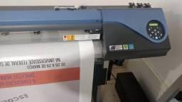 Impressora Plotter Roland VS- 640 - Eco solvente, Imprime e Corta Impecável