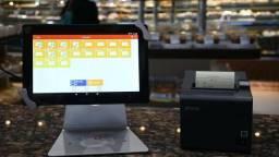 Sistema para hamburguerias, restaurantes, pamonharia e outros. (software, programa)