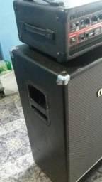 Amplificador Cabecote Peavey Bass Fire 700