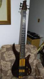 Baixo Luthier Elroy, R$ 2.300,00 whats *
