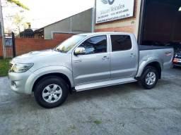 Toyota Hilux Cabine Dupla SRV AUT 4P - 2014