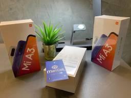 Xiaomi Mi A3 Novo 64GB e 128GB, Camera Tripla, Lacrado, Nota Fiscal+Garantia de 1 ano