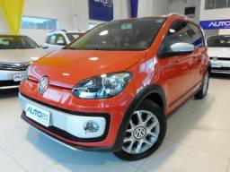 VW Up Cross 1.0 I-motion - completo - 2015