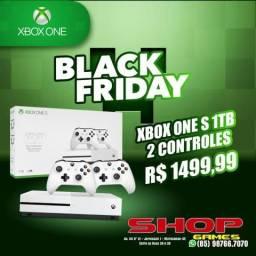 Xbox one s só até às 21:00 de sábado ( hoje)