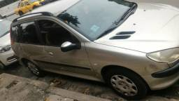Peugeot 206 sw 1.4 2005 completo - 2005