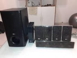 Home Theater LG 1000 watts wireless