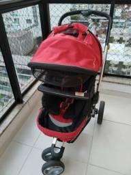 Vendo Carrinho de Bebê da marca kiddo modelo Compass II 889