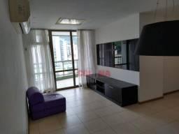 Apartamento com 2 dormitórios para alugar, 112 m² por R$ 2.200,00/mês - Icaraí - Niterói/R