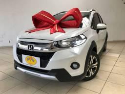 Honda - Wr-v EX Único Dono 4 Pneus Novos 2018