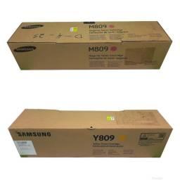 Lote com 3 Toner Samsung CLT - 809S Original Novo