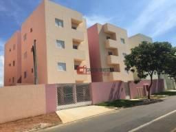 Apartamento com 2 dormitórios à venda, 59 m² por R$ 220.000,00 - Jardim Dona Luiza - Jagua