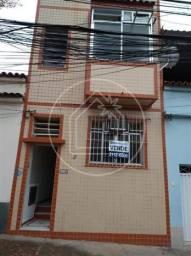 Casa à venda com 3 dormitórios em Riachuelo, Rio de janeiro cod:886772