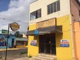 Apartamento com 1 dormitório para alugar, 35 m² por R$ 450/mês - Morada do Vale I - Gravat