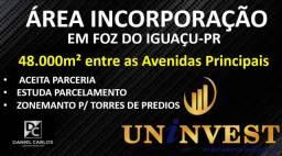 8360 | Terreno à venda em Centro, Foz Do Iguaçu
