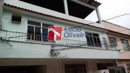 Casa de vila à venda com 2 dormitórios em Cascadura, Rio de janeiro cod:VPCV20067