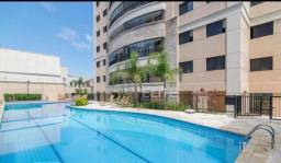 Apartamento com 3 dormitórios para alugar, 114 m² por R$ 3.500,00/mês - Jardim - Santo And