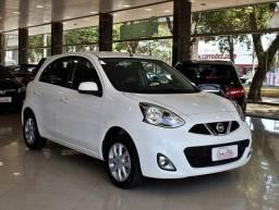 Nissan March 1.6 SV 4P FLEX AUT