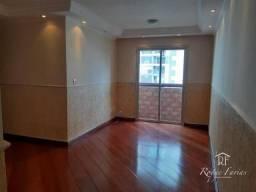 Apartamento com 3 dormitórios para alugar, 65 m² por R$ 1.413,00/mês - Vila Yara - Osasco/
