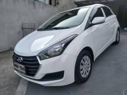 Hyundai Hb20 2017 + Gnv/ Apenas 27.000km
