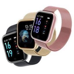 Relógio SmartWatch P80 Touch Screen ( Android e iOS) Sucesso em Vendas!!