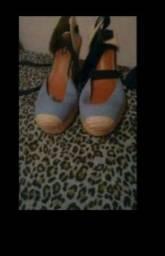 Sandália arezzo linda tamanho 35 como nova!!