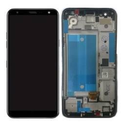 Frontal Touch + LCD do LG K12 / LG K12 Maxx