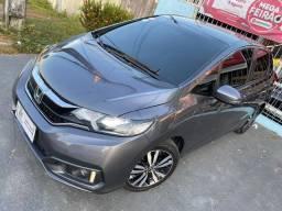 Honda fit 2018 automatico 5mil de entrada