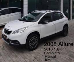 Peugeot 2008 Allure MT