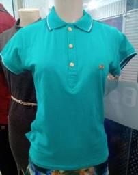 Camisa Polo Feminina - Atacado e Varejo
