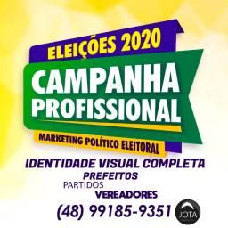 Marketing e Artes Digitais - Campanha Eleitoral