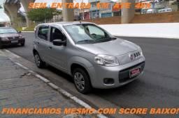 Fiat Uno Vivace 1.0 8v Flex 2013/2013