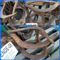 Unha para pegar cana madeira ou sucata