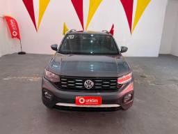 Nova VW Tcross 1.0 TSI com Somente 18.500 km rodados