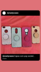 Capas para iphone 6g , Lg k12 e MotoG7