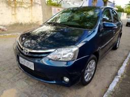 Toyota Etios Sedan XLS - Automático- 2017 - Top de Linha
