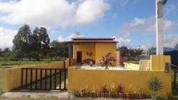 Casa com piscina na praia de GUARATIBA/PRADO/BAHIA