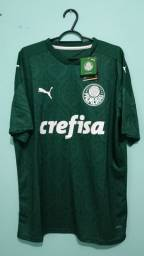 Camisa do Palmeiras Verde Masculina 2020/21