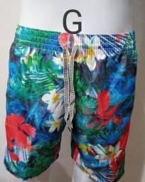 Lindos shorts masculino adulto