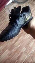 Nike Tiempo society 42, Adidas futsal Predator 41
