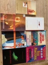 Livros diversos em ótimas condições