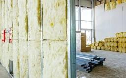 insolamento acústico com drywall e lã de rocha