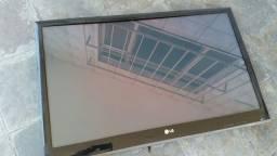 Tela display de plasma LG 42PJ250