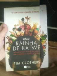 Livro Rainha de Katwe