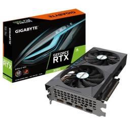 Placa de video Rtx 3060 12gb Gigabyte Rgb Fusion