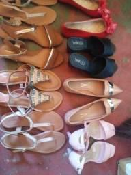 Vendo essas sandálias