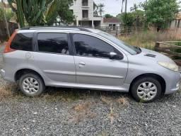Peugeot 207 sw 2011/12